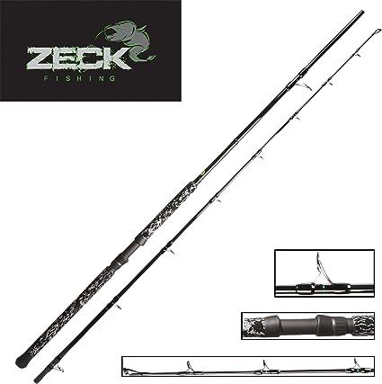 Zeck Buddy Waller// Wels Rute 290 cm Welsrute Wallerrute Wels Catfish