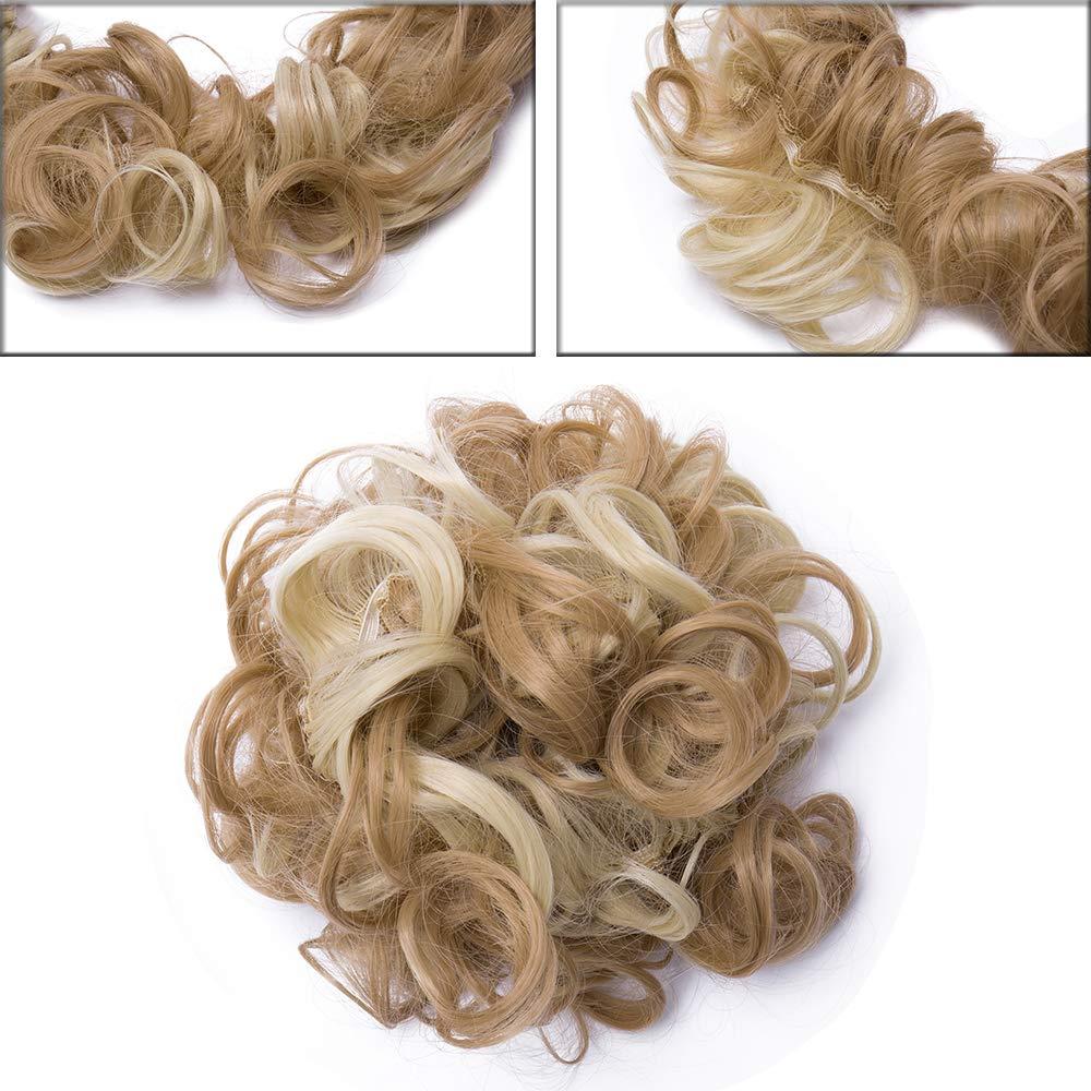 Tess Haarverlängerung Ombre Ponytail Extension Diy Haargummi