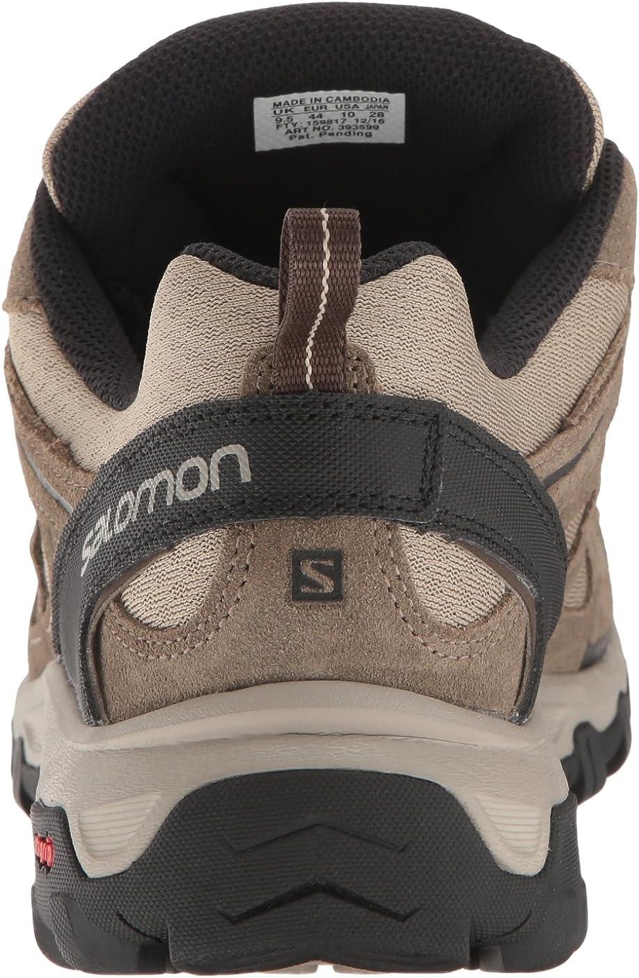 Salomon Herren EVASION 2 AERO Hiking und Multifunktionsschuhe, SynthetikTextil