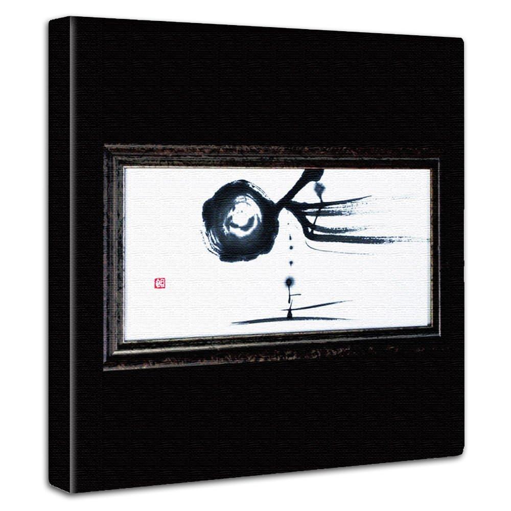 【アートデリ】壁掛けインテリアにファブリックパネル|和インテリア wat-0003-XL XLサイズ B00W9VOGDK XLサイズ(100×100cm) XLサイズ(100×100cm)