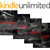 BECKONED, The 4 Book Series: From London, Bath, Los Angeles, and Barcelona with Love