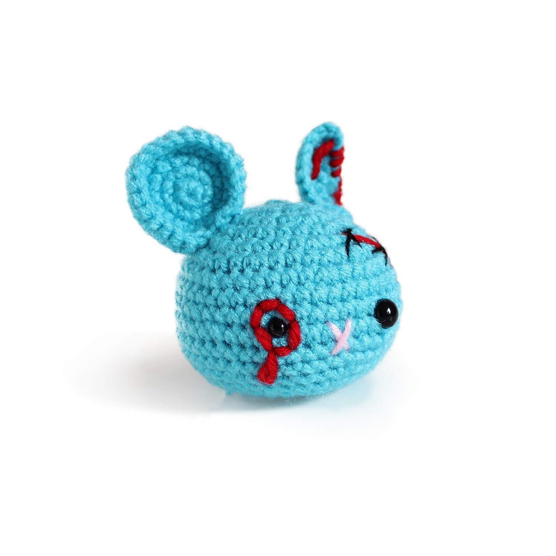 Finn's Pick: Frankie the Zombie – Crochet Amigurumi Pattern ... | 1500x1500