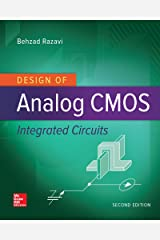Design of Analog CMOS Integrated Circuits (Irwin Electronics & Computer Enginering) Hardcover