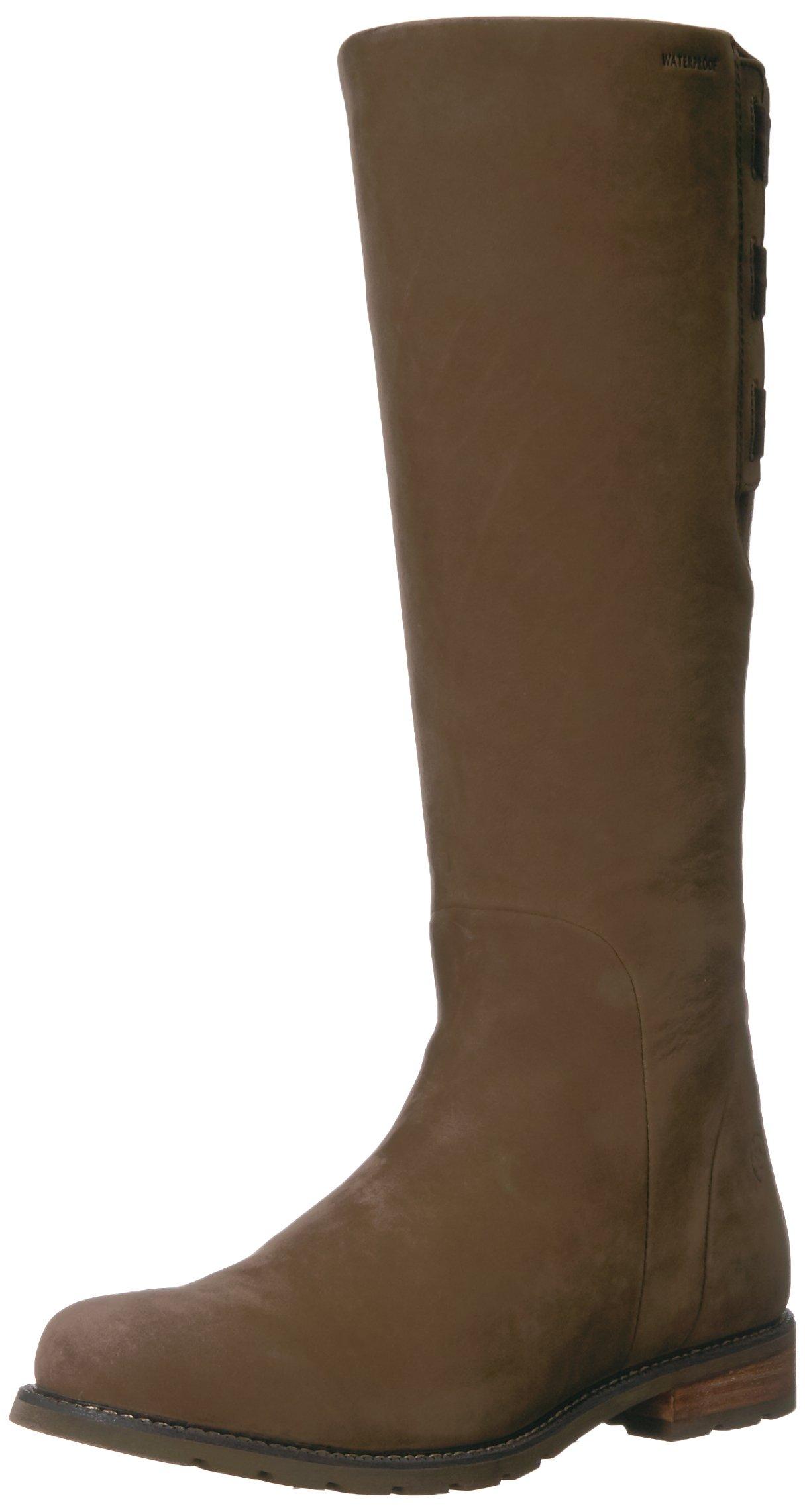 Ariat Women's Clara H2O Work Boot, Fawn, 11 B US