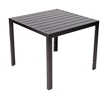 Vanage Aluminium Garden Table Helsinki Polywood Dining Table