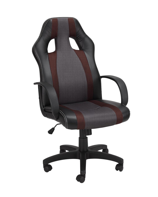 Bürostuhl ergonomisch höhenverstellbar  Amazon.de: 1home Bürostuhl Schreibtischstuhl Drehstuhl Gaming ...