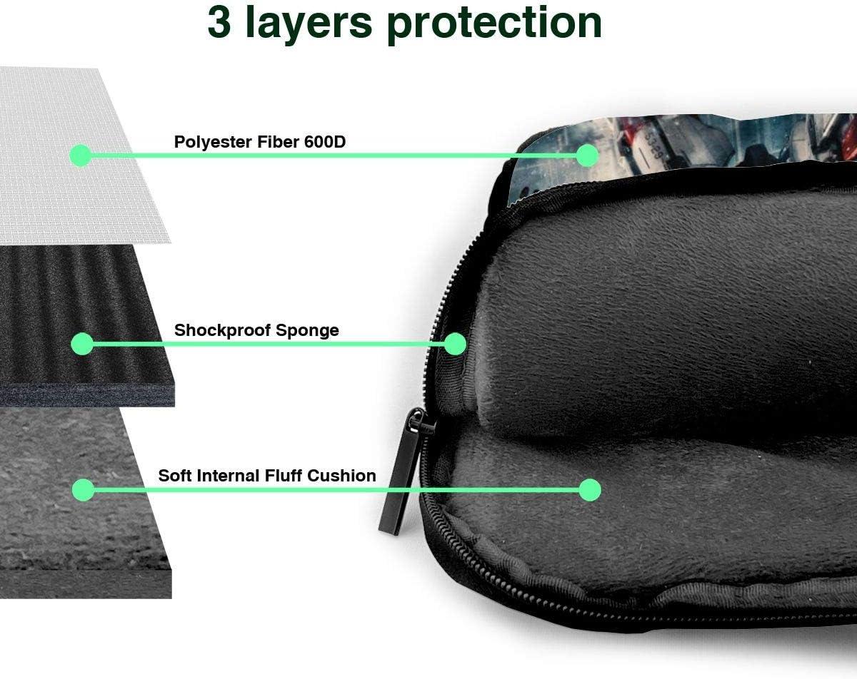 Pacific Rim Laptop Sleeve Case Handheld One Shoulder Shockproof Oxford Protective Case//Notebook Computer Pocket Case//Tablet Briefcase Carrying Bag Compatible-15.6 inch