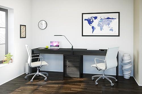 Nexera Sereni-T Home Office Bundle