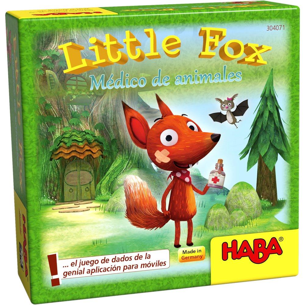 Little fox médico de animales
