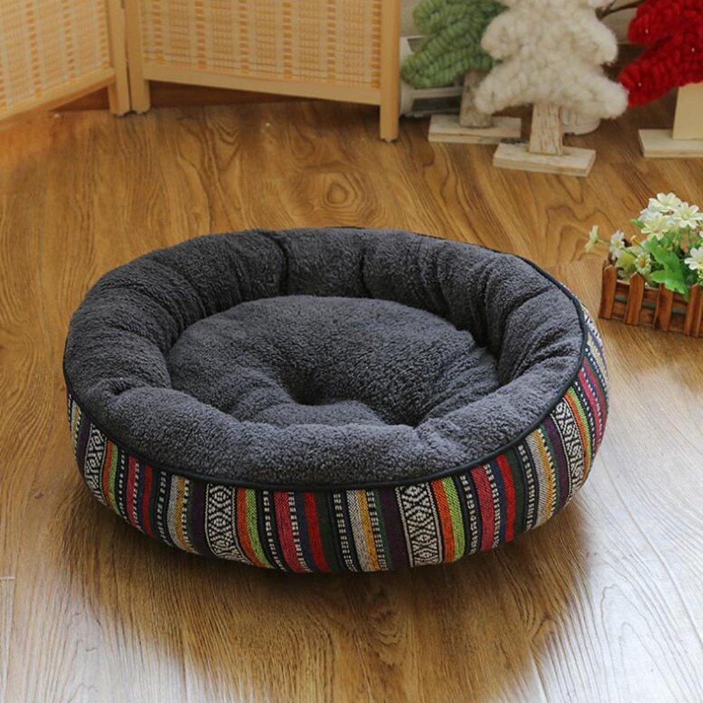 ultimi stili Lozse Cuscino Cuccia per Cani Panno rossoondo Pet Cuccia Cane Cane Cane Opaco, 50 cm  60 cm  15 cm per Il Cane e Animali Domestici  per poco costoso