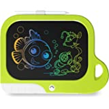 TEKFUN Boys Gifts Toys for 3 5 7 6 4 Year Old Boys, Early Learning Toys for Toddler Boys, 8.5 Inch LCD Writing Tablet Drawing