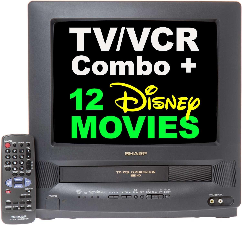 Portable Audio & Video Portable & Handheld TVs Sharp 13VT-K100 13 ...