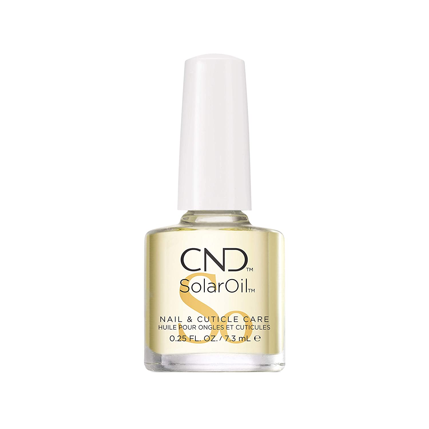 CND Essentials Nail & Cuticle Oil, Solaroil: Premium Beauty