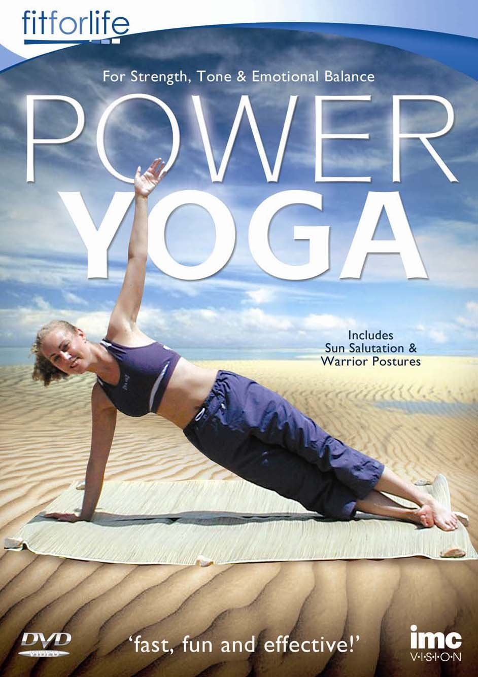 Power Yoga - Ashtanga Yoga for Strength & Toning - Fit for ...
