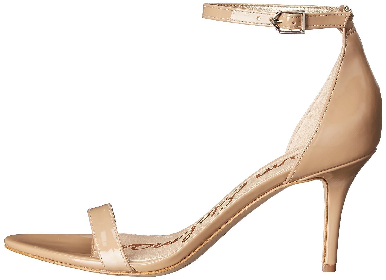 Sam Edelman W Women's Patti Dress Sandal B01MSM4ELX 8 W Edelman US|Classic Nude Patent cc10fb