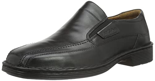 Mens Bradfjord 06 Loafers, Brown, 7 UK Josef Seibel