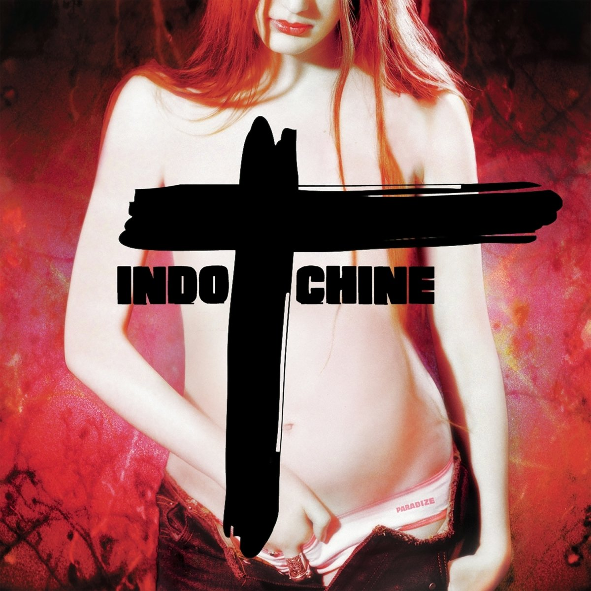 Indochine Album croix