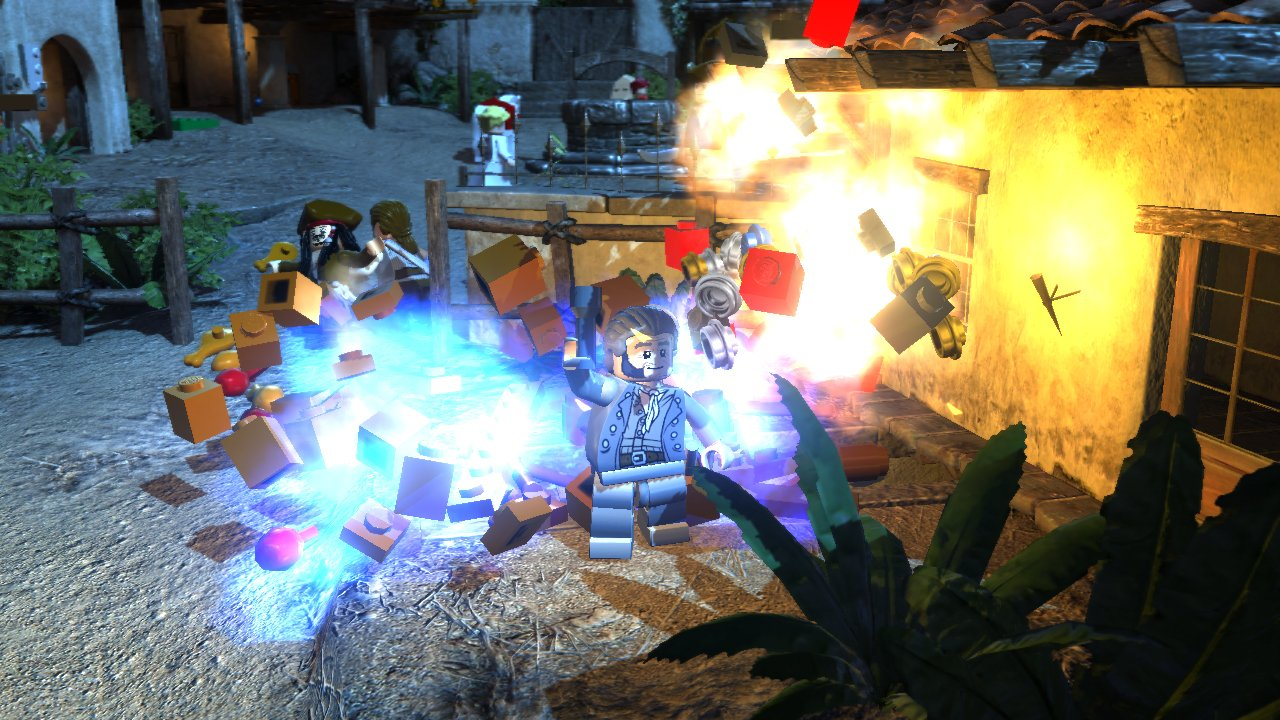 LEGO Pirates of the Caribbean - Xbox 360 by Disney Interactive Studios (Image #4)