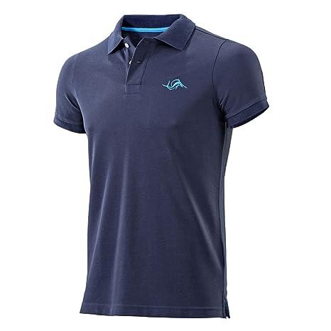 Sailfish Mens Lifestyle Polo - Camiseta Polo Hombre - XS: Amazon ...