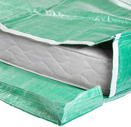 Protective Mattress Bags With Handles Moving And Storage
