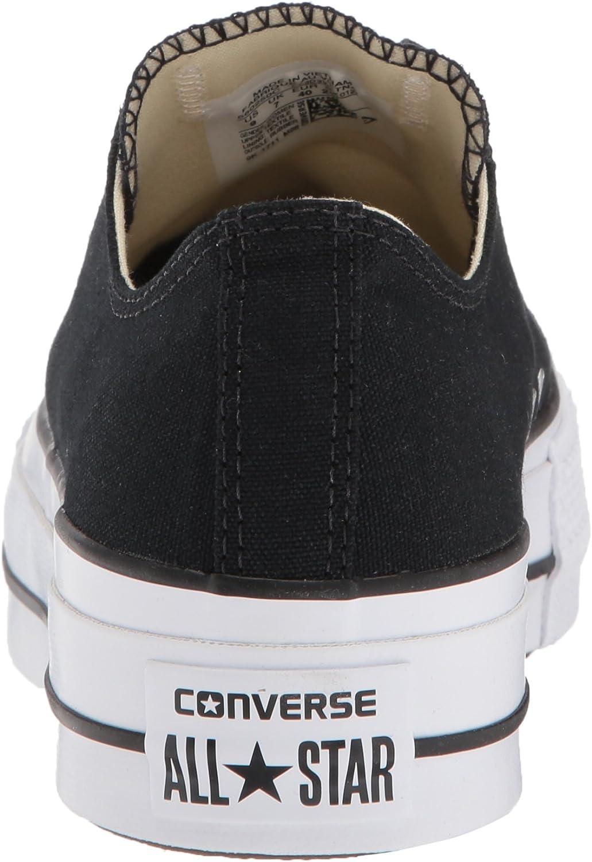 Converse Chuck Taylor Ctas Lift Ox Canvas, Scarpe da Fitness Donna
