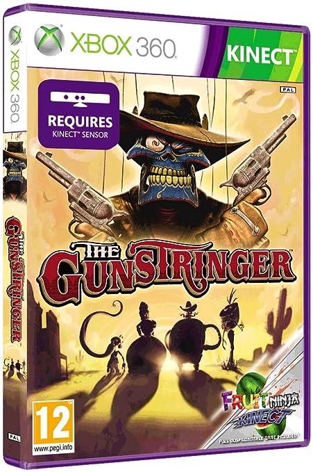 The Gunstringer - Kinect Compatible (Xbox 360) [Importación ...