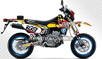 2018 suzuki drz400sm. modren suzuki kungfu graphics custom decal kit for suzuki drz400 sm 1999 2000 2001 2002  2003 2004 2005 intended 2018 suzuki drz400sm