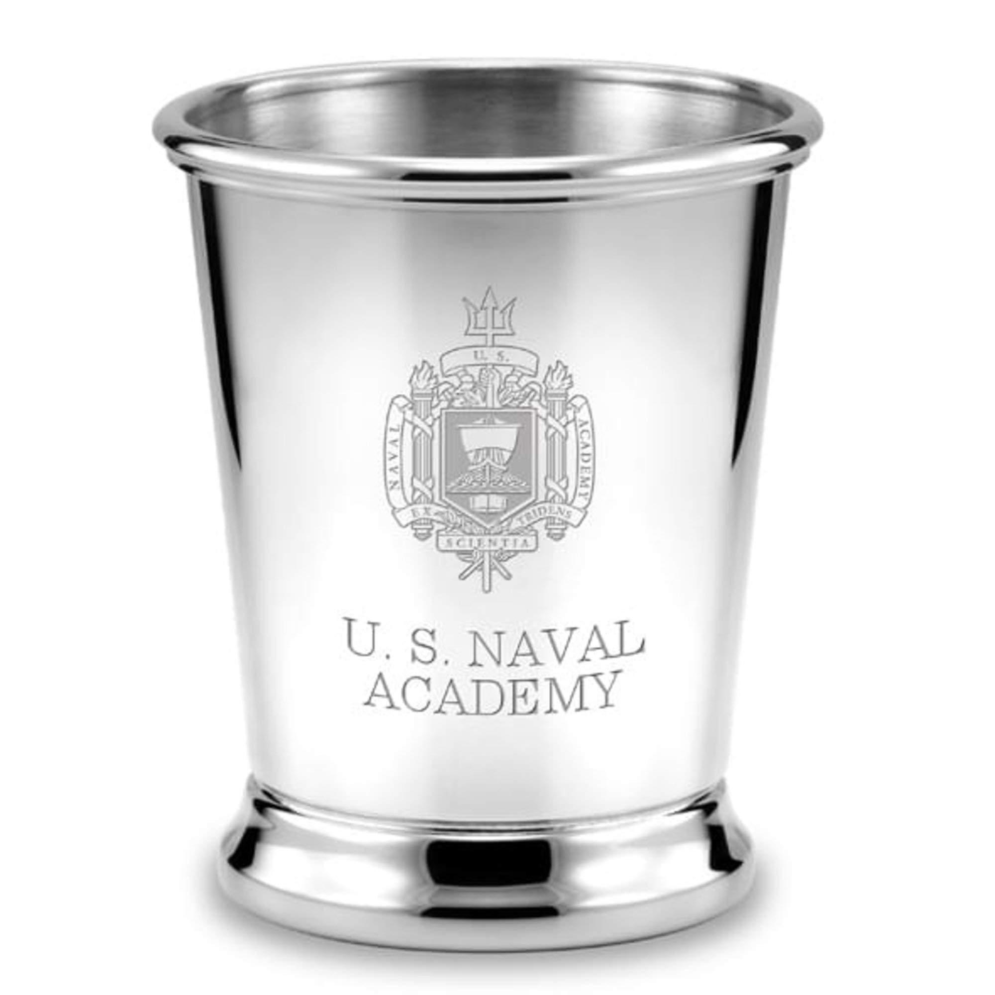 M. LA HART Naval Academy Pewter Julep Cup by M. LA HART (Image #3)
