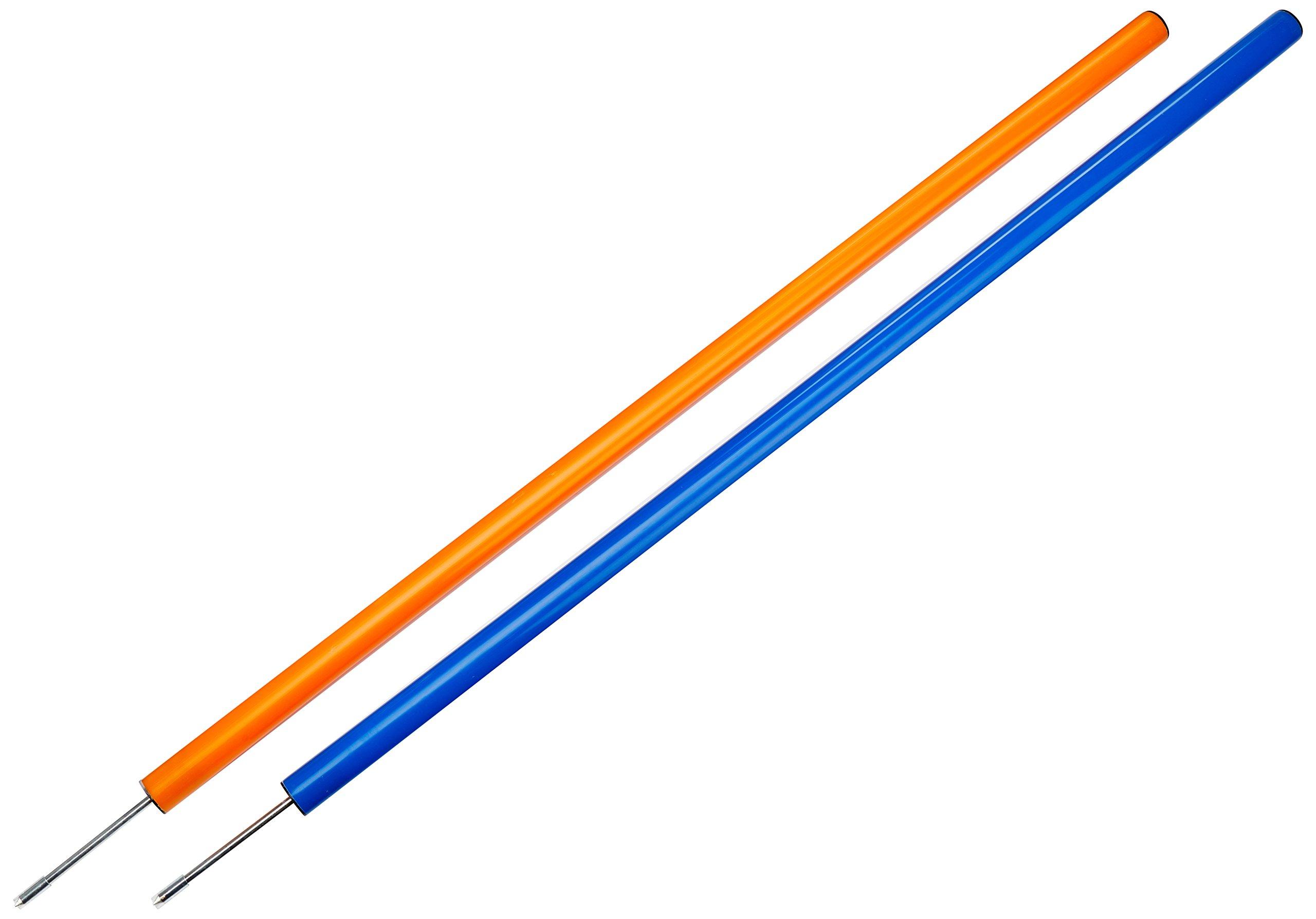 K9 Pursuits Agility Slalom Weave Poles by K9 Pursuits