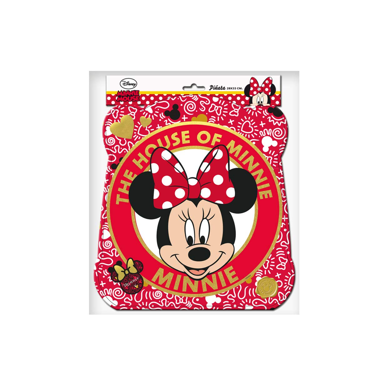 ALMACENESADAN 0821, Piñata Basic Disney Minnie Mouse ...