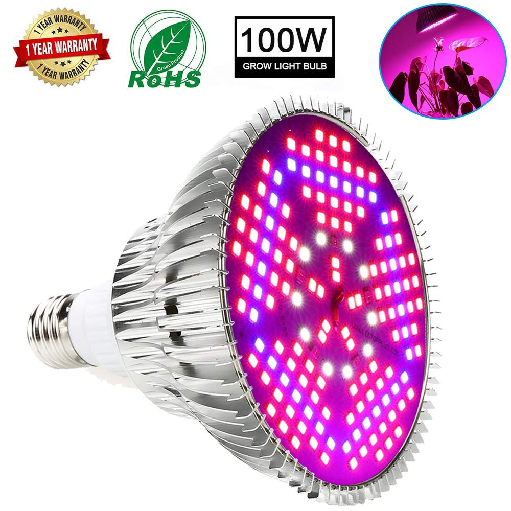 60W Dual Head LED Grow Lights Derlights Plant Light Lamp Full Spectrum Plant Light Growth Lamp Terminal Lights with 360 Degree Adjustable Flexible Goose neck for Office Building Garden Aquatic Plant Flowers Veg Seedling Indoor Plants Greenhouse SINJIAligh