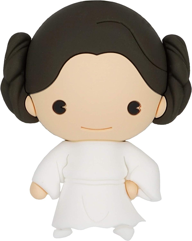 Disney Princess Leia 3D Foam Magnet