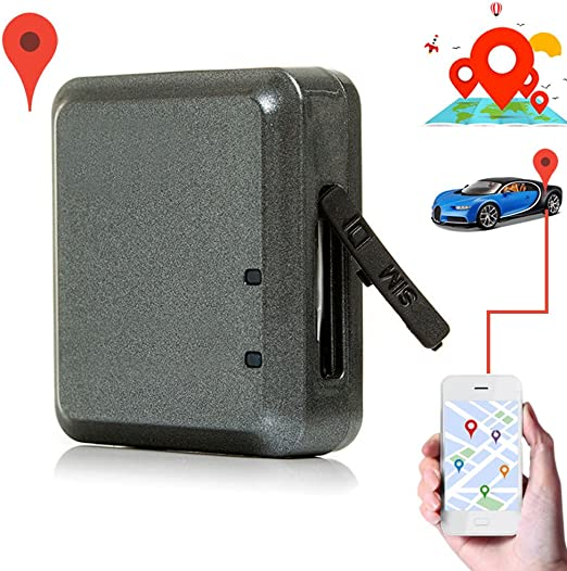 rokoo Mini GPS de coche Mini Tracker impermeable al agua antirrobo antirrobo alarma animales personas mayores – Localizador de personas sistema de posicionamiento de seguridad: Amazon.es: Productos para mascotas