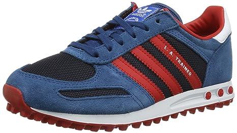 finest selection 2108e 9ece6 adidas Originals LA Trainer K-2, Scarpe Unisex Bambino, Blu (Bleu -