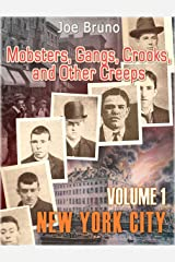 three book boxed set the very best of joe brunos mobsters whitey bulger bonnie parker and crazy joe gallo