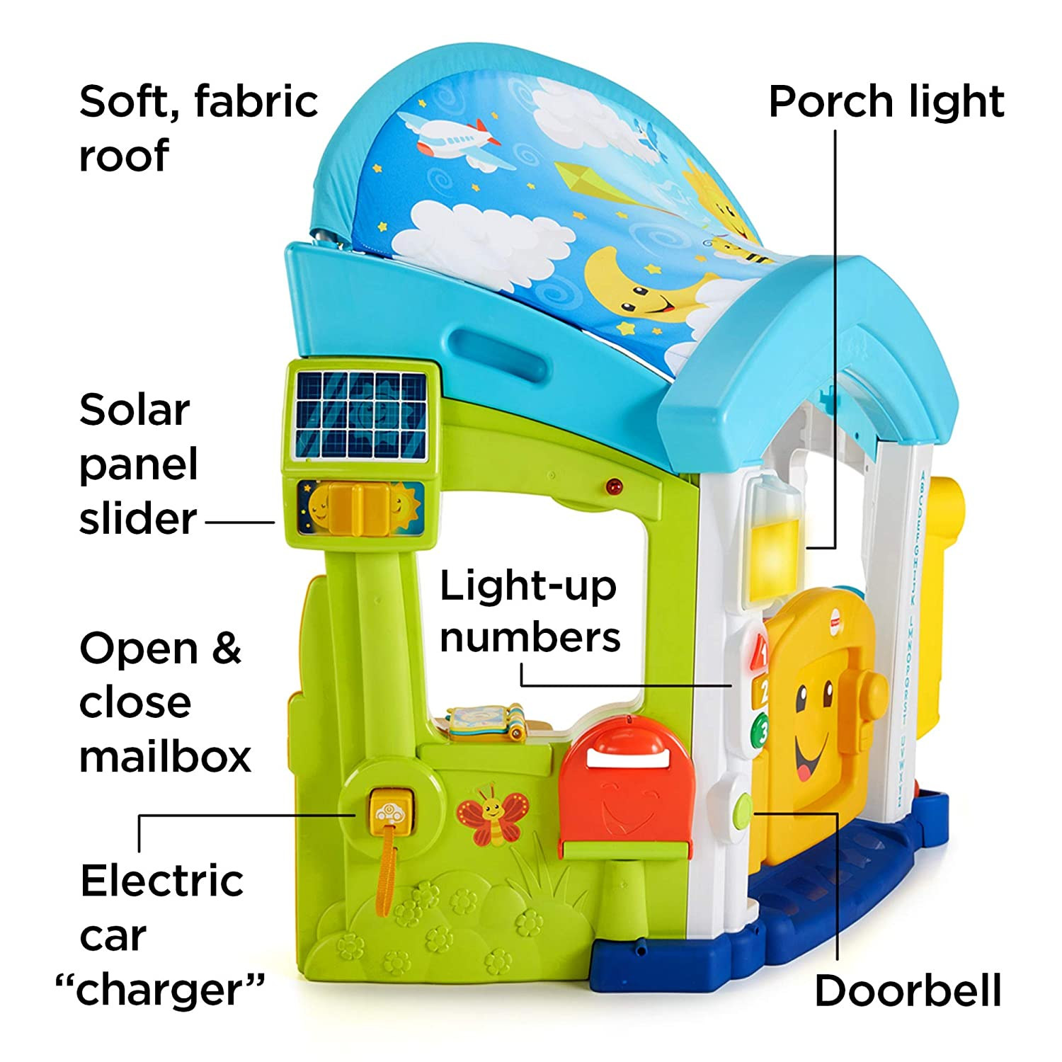 Fisher-Price Laugh /& Learn Smart Learning Home