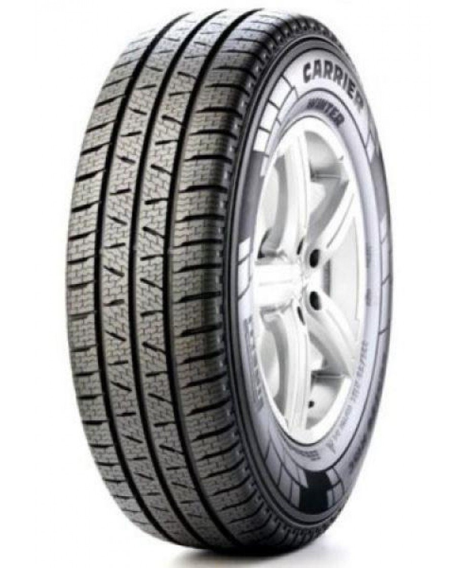 Pirelli Carrier Winter - 205/65/R16 107T - E/C/73 - Pneumatico invernales (Light Truck)