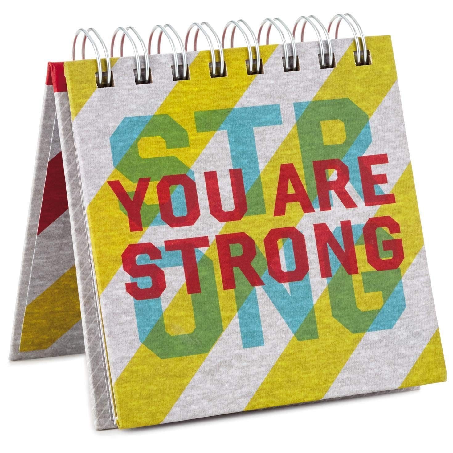 Hallmark You are Strong Book Gift Books Body Mind /& Spirit