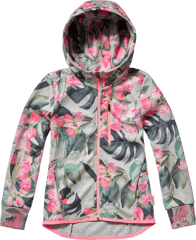 Vingino Mädchen Merinque Sportswear Jacke multicolor pink SW16KGN34001