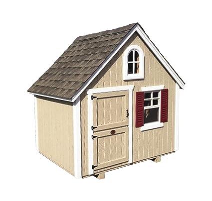 Amazoncom Little Cottage Company Teacup Playhouse Diy Floor
