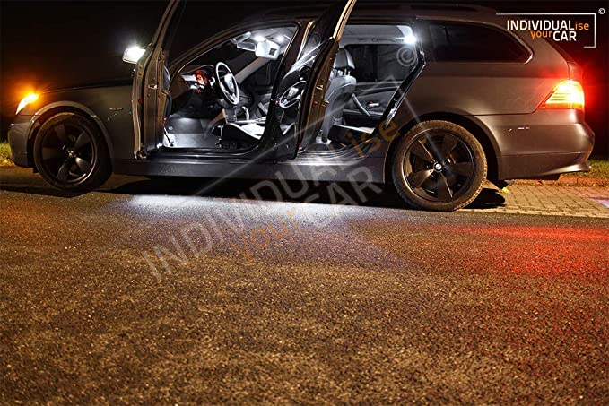 Innenraumbeleuchtung Set Für 5er E61 Touring Ohne Panoramadach Pure White Auto
