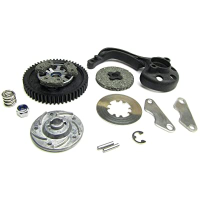 Xingcolo Traxxas Jato 3.3 Slipper Clutch and 54T 54 Tooth Spur Gear 5552X 3956: Toys & Games