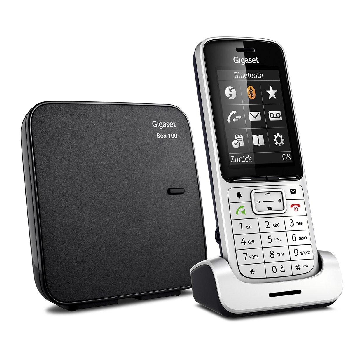 Ongebruikt Gigaset SL450 Telefon - Schnurlostelefon: Amazon.de: Elektronik VJ-29