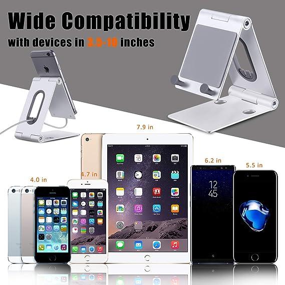 Amazon.com: Innens Soporte plegable ajustable para teléfono ...