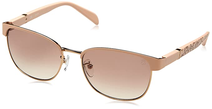 Tous STO315-55323X, Gafas de Sol para Mujer, Shiny Iridescent Pink, 55