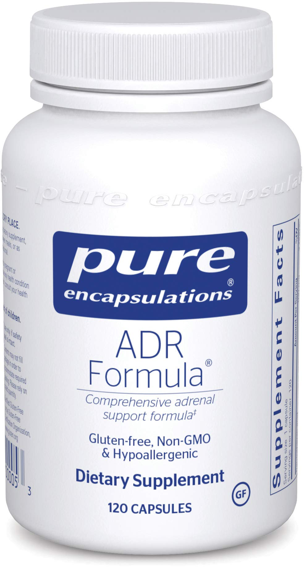 Pure Encapsulations - ADR Formula - Support to Promote Adrenal Gland Function - 120 Capsules