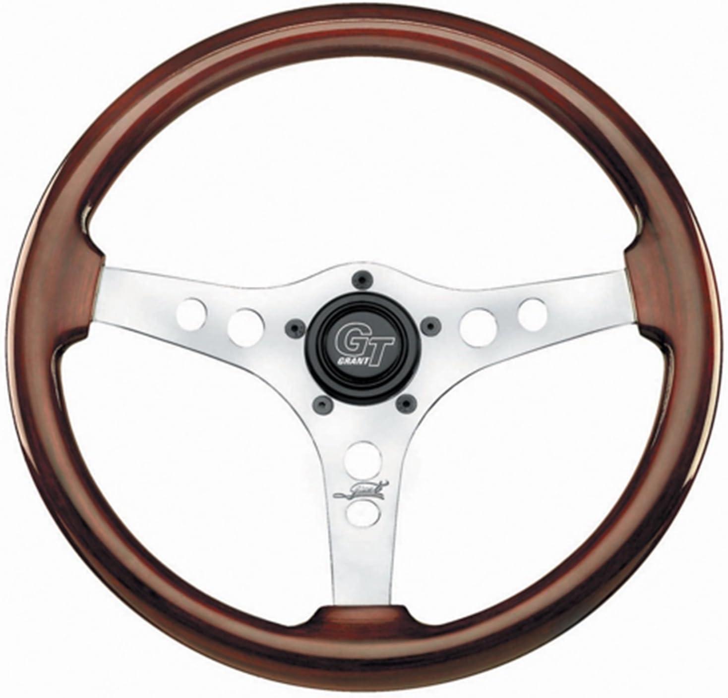 Grant Products 704 Mahogany Wheel
