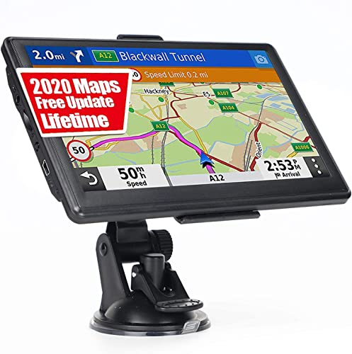 OHREX GPS Navigation for Car Truck RV