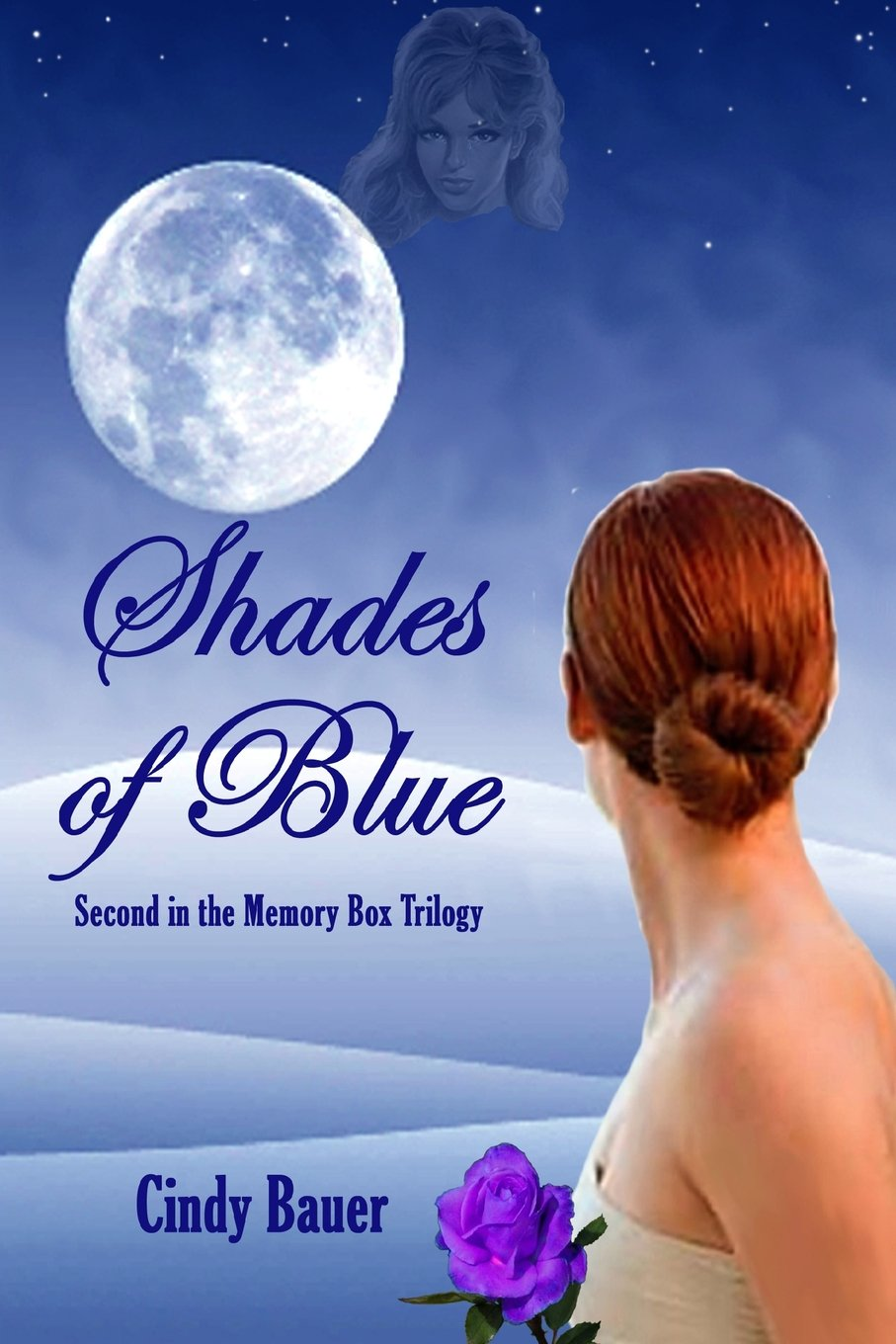 Shades of Blue (Memory Box Trilogy, Book 2) (The Memory Box )