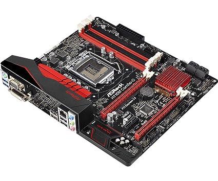 ASRock H110M Combo-G Intel LAN Windows 7